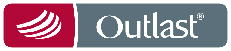 Hefel által használt eredeti Outlast alapanyag
